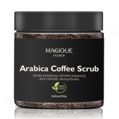 Private Label Arabica Coffee Scrub Wholesale