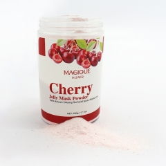 Wholesale Cherry Powder Face Hydro Jelly Mask For Glowing Skin